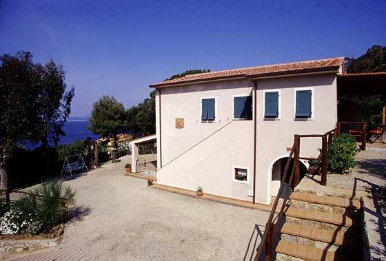 Villa Moira Isola D Elba