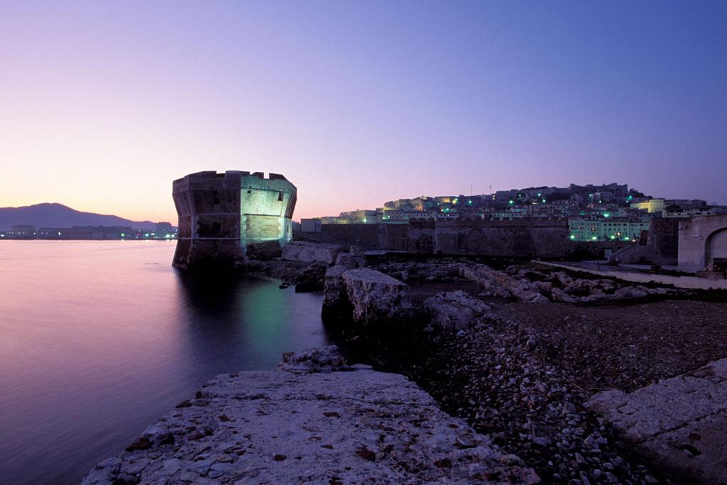 Torre della linguella portoferraio isola d 39 elba for Soggiorno isola d elba