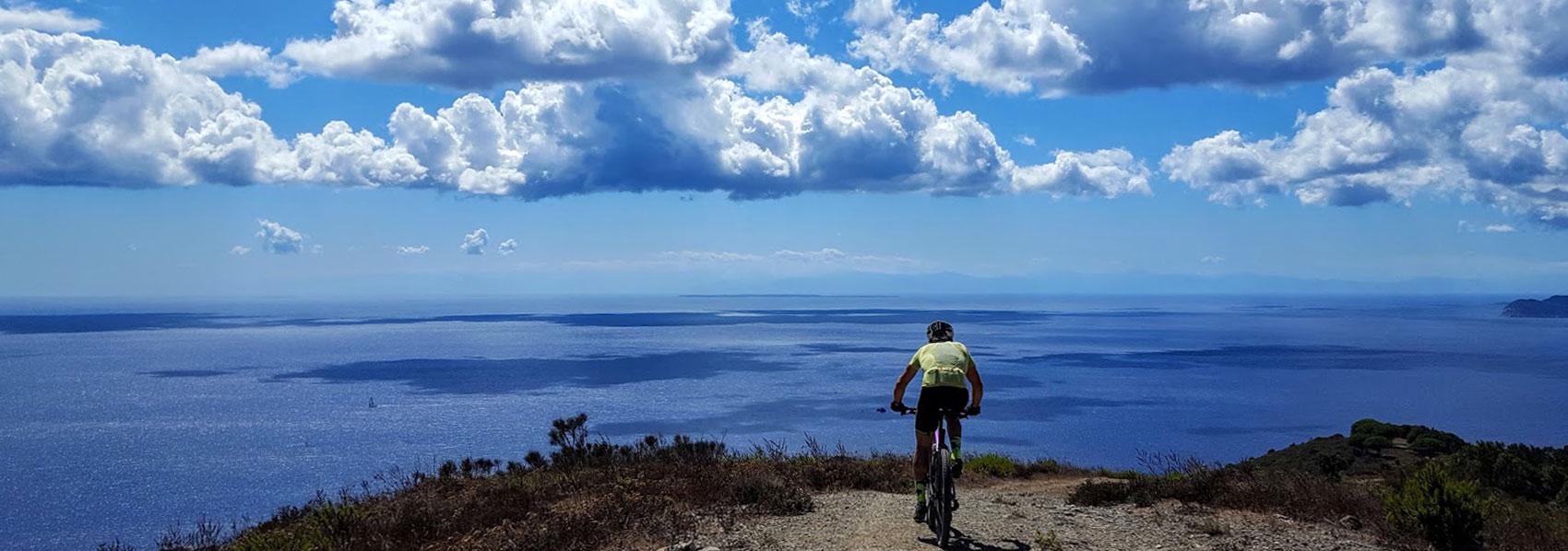Isola d'Elba mountain bike