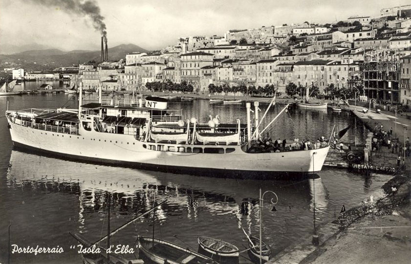 Storia Isola d'Elba