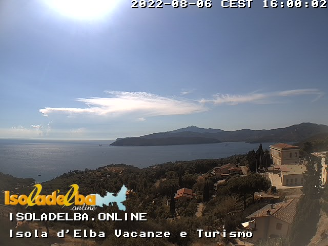 Webcam Elba Island