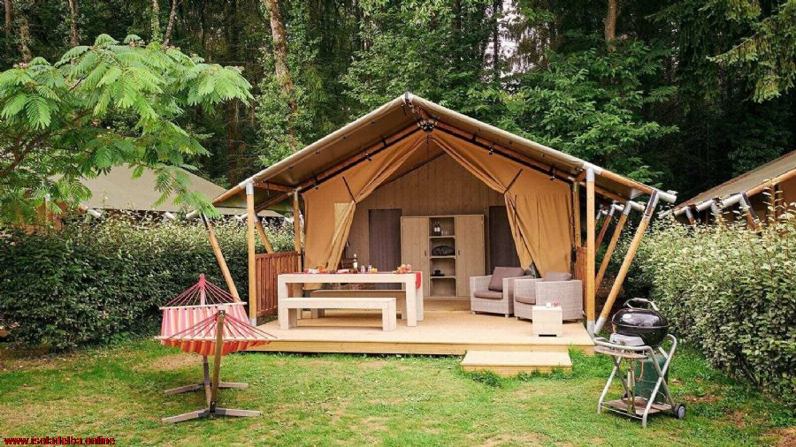 Tenda Safari - Glamping