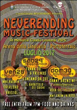 Neverending Music Festival 2017