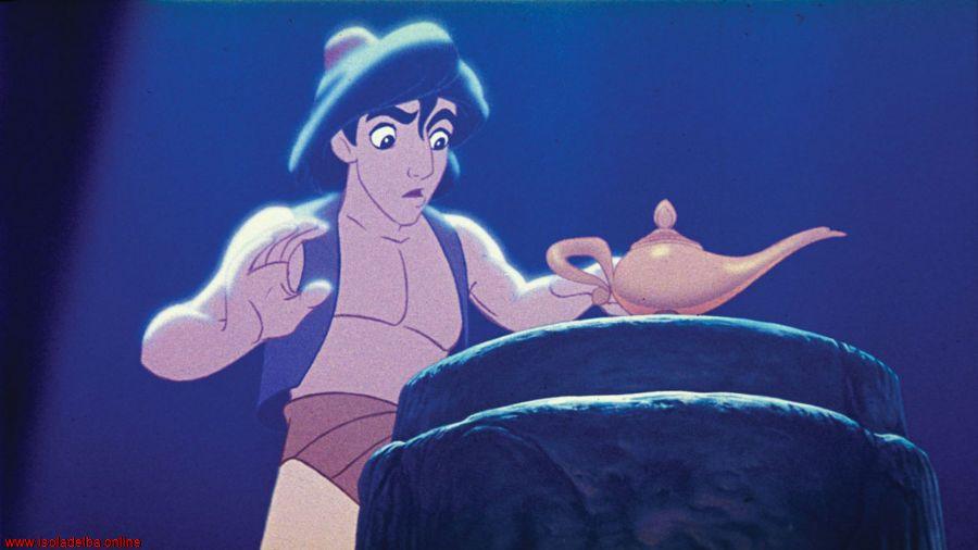 La leggenda di Aladino Streaming | Filmpertutti
