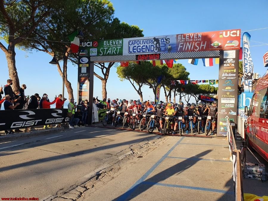 Uci 2021 Mountain Bike Marathon World Championships Elba Island