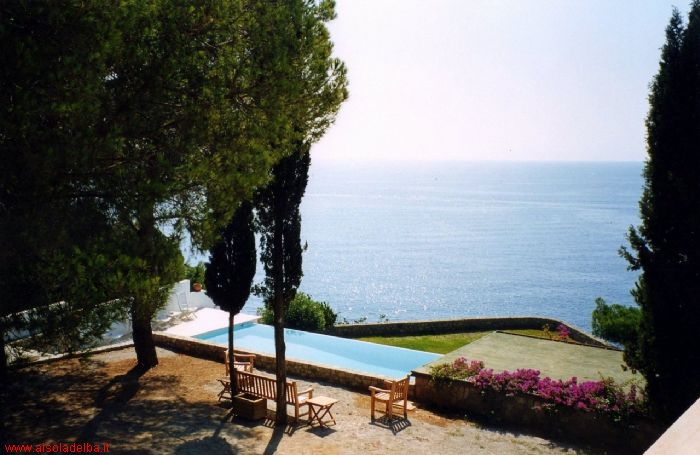 Villa con piscina Capoliveri Isola d'Elba