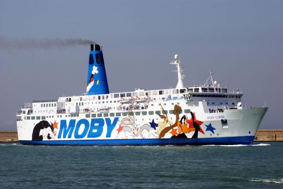 Traghetti Moby Lines