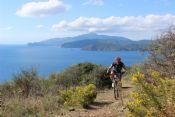Mountainbike sul Monte Calamita