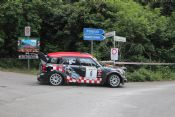 Rally Elba: Gino Ravera Mini Country Man WRC