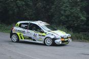 Rally Elba: Volpi Scalabrini Renault Clio