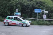 Rally Elba: Acri Bettini Renault Clio