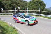 Rally Elba: Ford Focus WRC Fontana Mometti