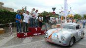 Podio del 22o Rally Elba Storico
