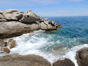 Il granitico Capo Sant'Andrea