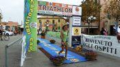 Arrivo atleta Piazza Matteotti XTerra Capoliveri