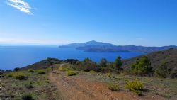 Cessa dell'Asta con vista sul Golfo Stella