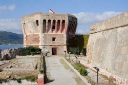 Torre della Linguella ingresso