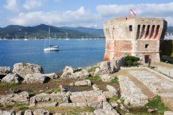 Torre della Linguella resti villa romana