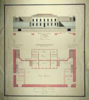 Scoperta del progetto della residenza di Napoleone
