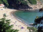 Spiaggia Morcone  - ferie 2009