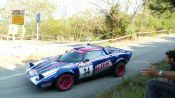 Rally Elba Lancia Stratos Perez Williamson