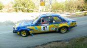 Rally Elba Opel Ascona Galullo Romano