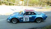 Rally Elba Renault Alpine A110 Capsoni Ronzoni