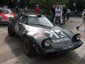 Lancia Stratos al Rally Elba Storico