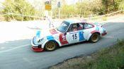 Rally Elba Porsche 911SC Bosurgi Granata