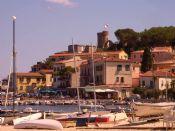 Marina di Campo - dalla spiaggia
