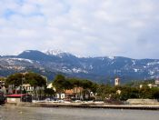 Marina di Campo - Neve sul Monte Calanche