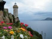 Vista floreale casa di Napoleone Villa dei Mulini