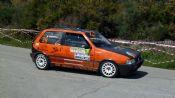 Fiat uno al Rally Elba 2012