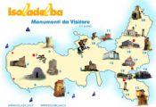 Mappa dei monumenti dell'Isola d'Elba