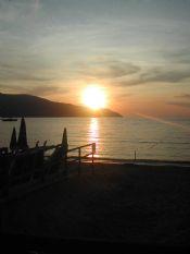 tramonto a Procchio