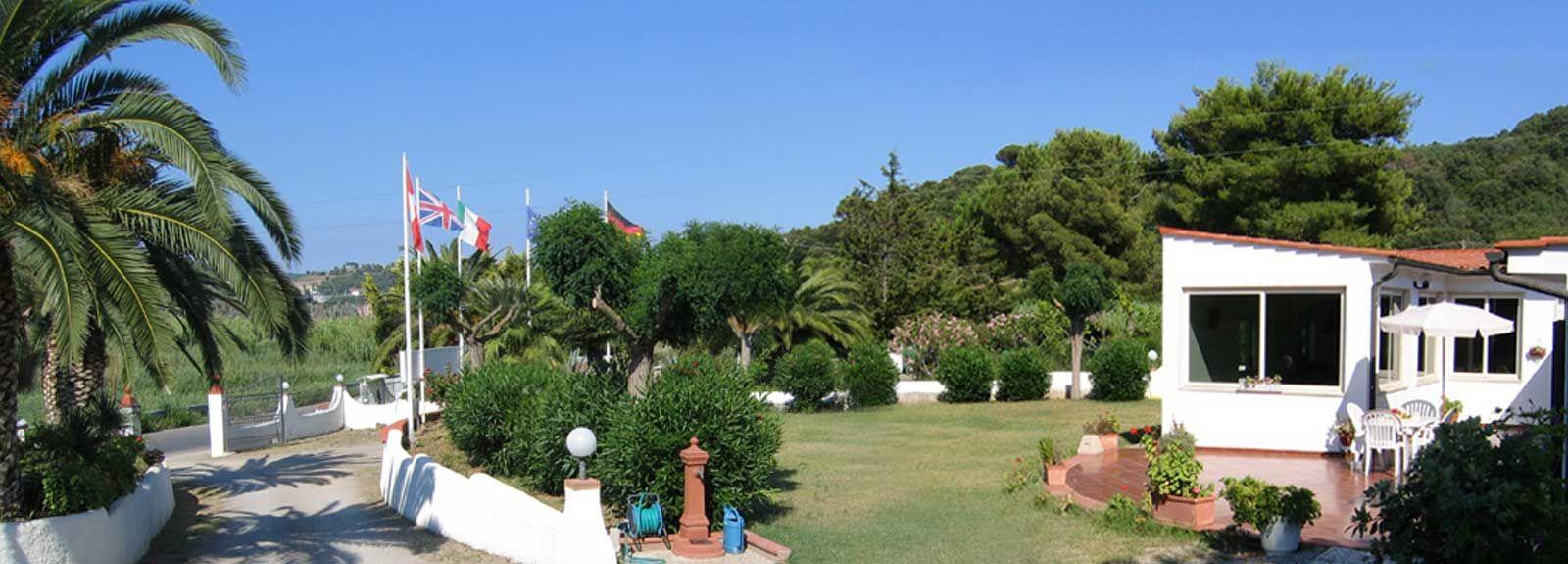 Residence Baia Azzurra Capoliveri Isola D Elba